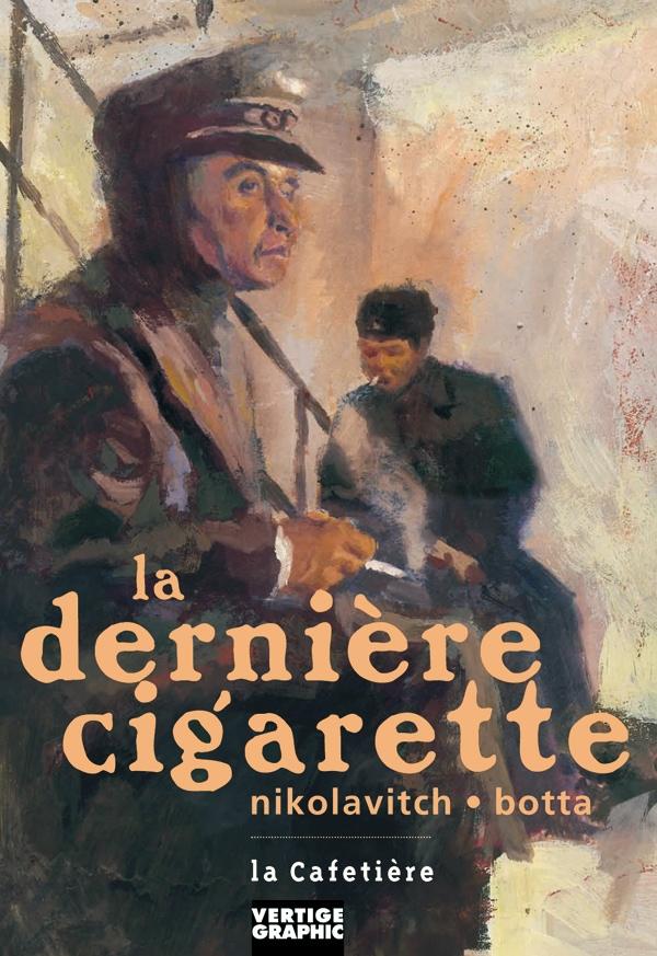 La dernière cigarette_couverture