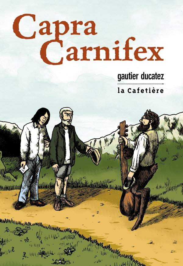 Capra Carnifex_couverture